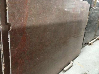 Slabs Polished para China Red Marble