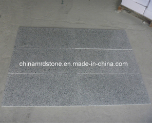 G603 Polished Grey Granite Thin Tile para Interior Flooring