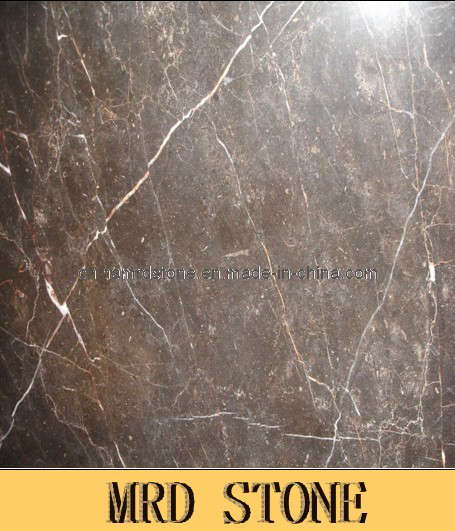 Tulipán Brown Natural Stone Slab de Marble