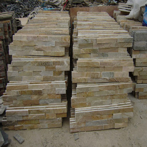 Granite amarillo Natural Stone Culture Slate para Roofing