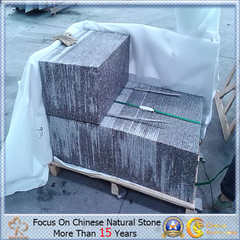 Spray popular White 10m m Granite Thin Tile con Factory Price