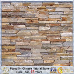 Cultural natural Stone para Background Wall o jardín Wall