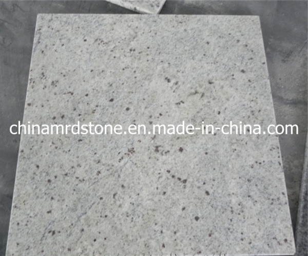 Polished Kashmir White Granite for Countertop or Flooring Tile