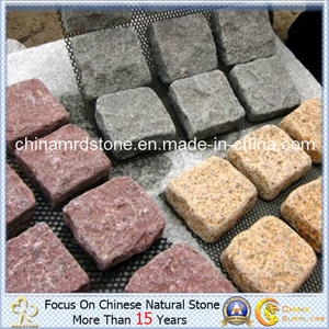 Granite natural Stone Pavers para Landscape u Outdoor