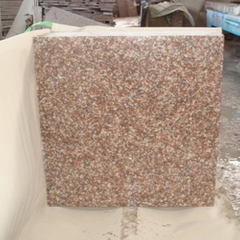 G687 Peach Red Granite Floor Tile con Medio Oriente Quality