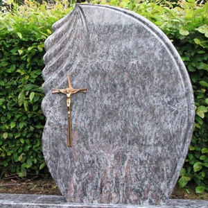 Orion/Vizag Blue Granite Tombstone y Monument para Alemania Market