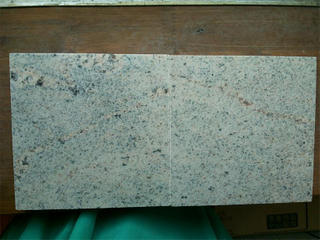 Nueva Cachemira White Granite Tiles para Favorable Price