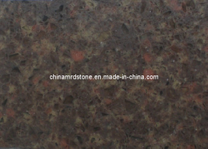 Piedra artificial gris de Brown