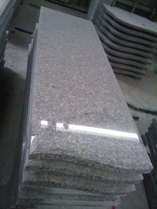 G664 Bain Brook Brown Granite Tombstone Slab para el cementerio