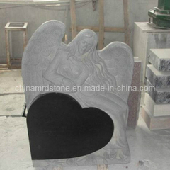 Price bajo Angle Monument con Single Heart Shape