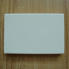 White natural Artificial Quartz Stone para Flooring